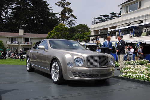 Bentley Mulsanne I: 01 фото