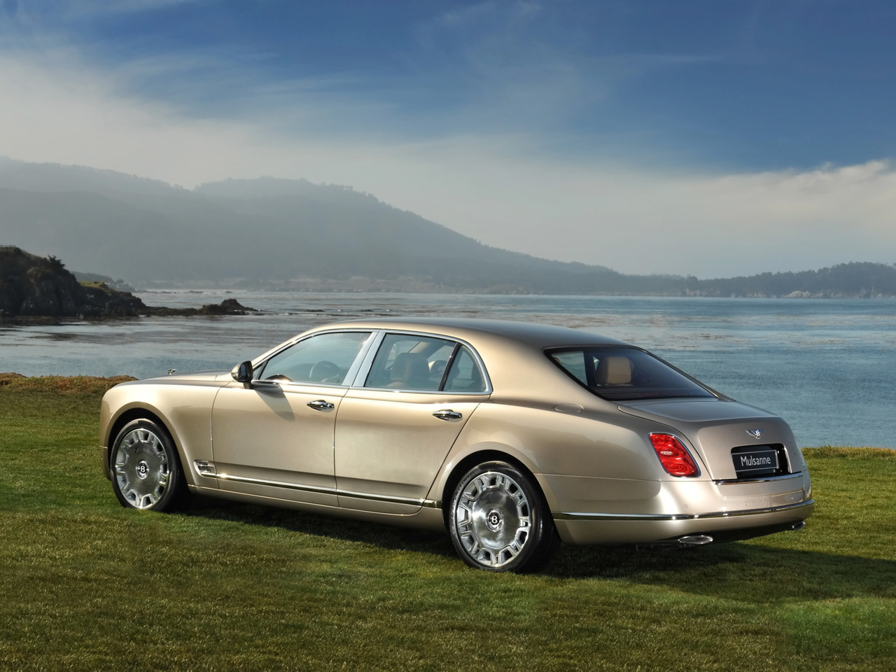Bentley Mulsanne I: 02 фото