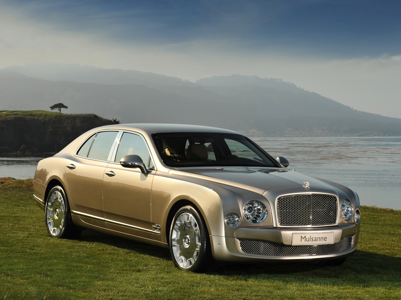 Bentley Mulsanne I: 03 фото