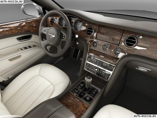Bentley Mulsanne I: 04 фото