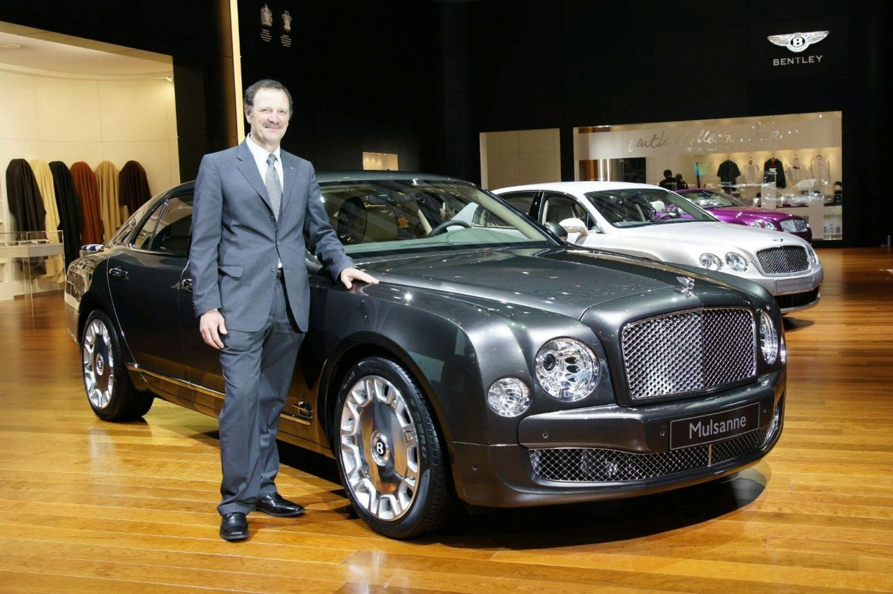 Bentley Mulsanne I: 05 фото