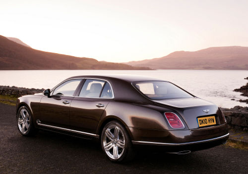 Bentley Mulsanne I: 06 фото
