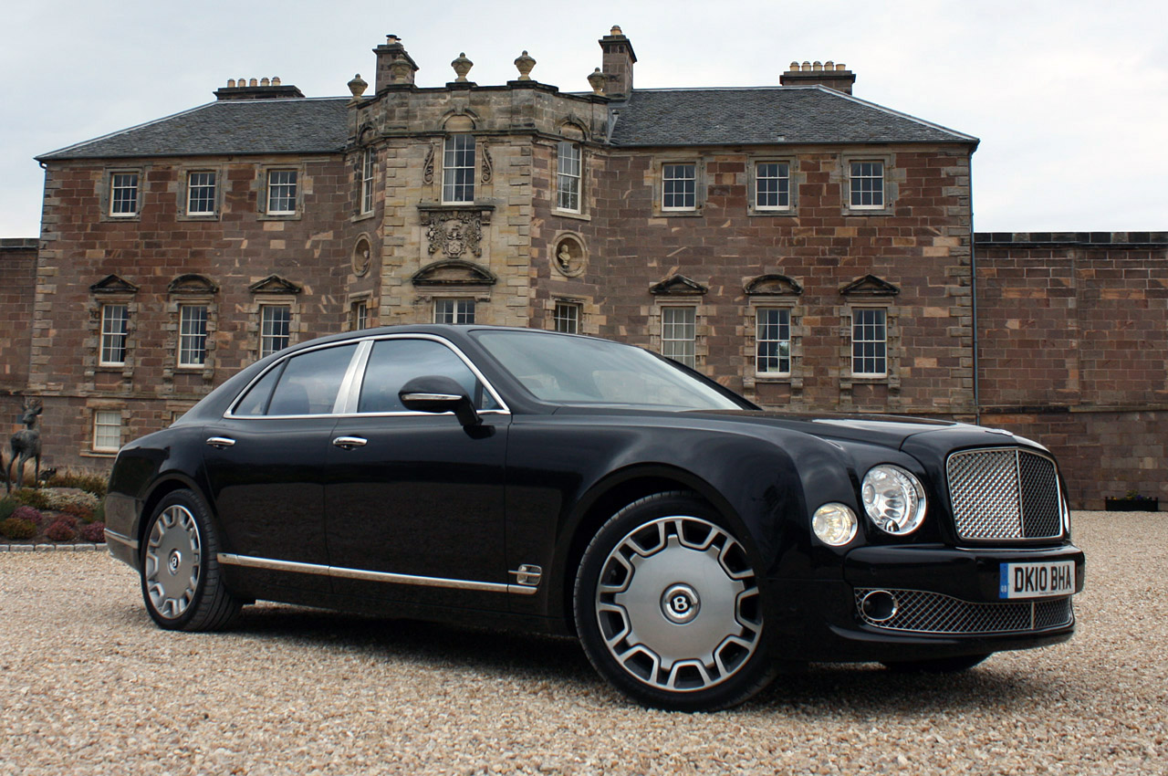 Bentley Mulsanne I: 07 фото