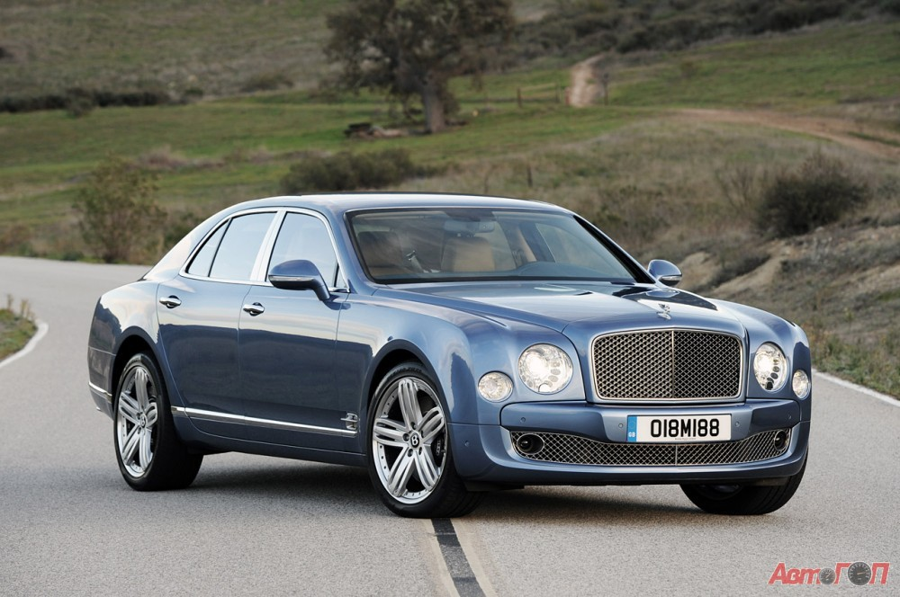 Bentley Mulsanne I: 08 фото