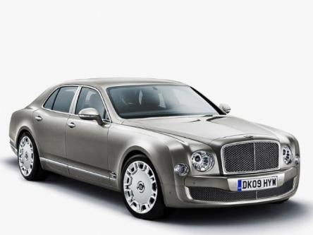 Bentley Mulsanne I: 09 фото