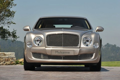 Bentley Mulsanne I: 10 фото