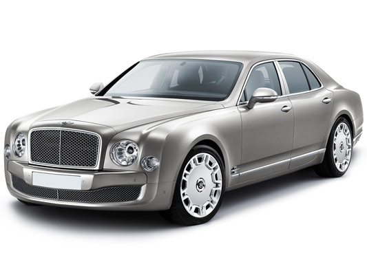 Bentley Mulsanne I: 11 фото