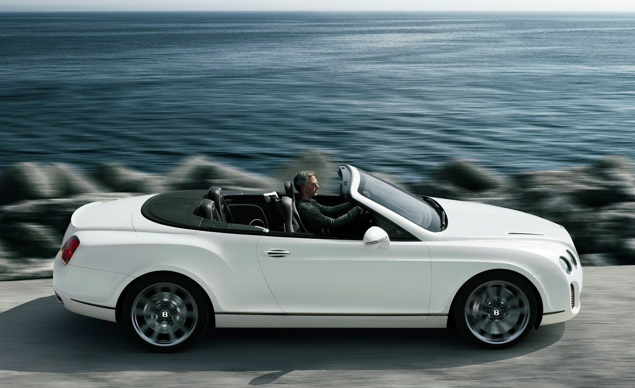Bentley Supersports Convertible: 05 фото