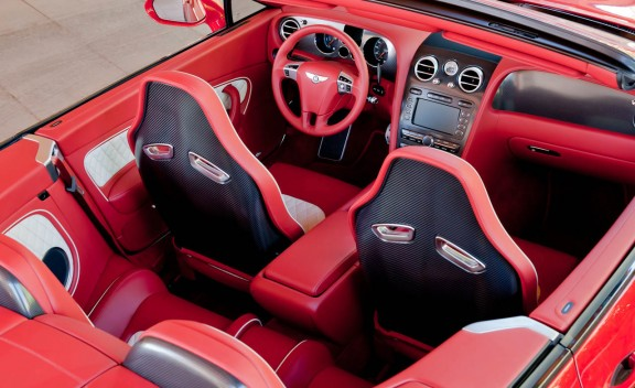 Bentley Supersports Convertible: 11 фото
