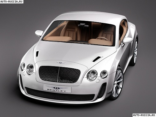 Bentley Supersports: 01 фото