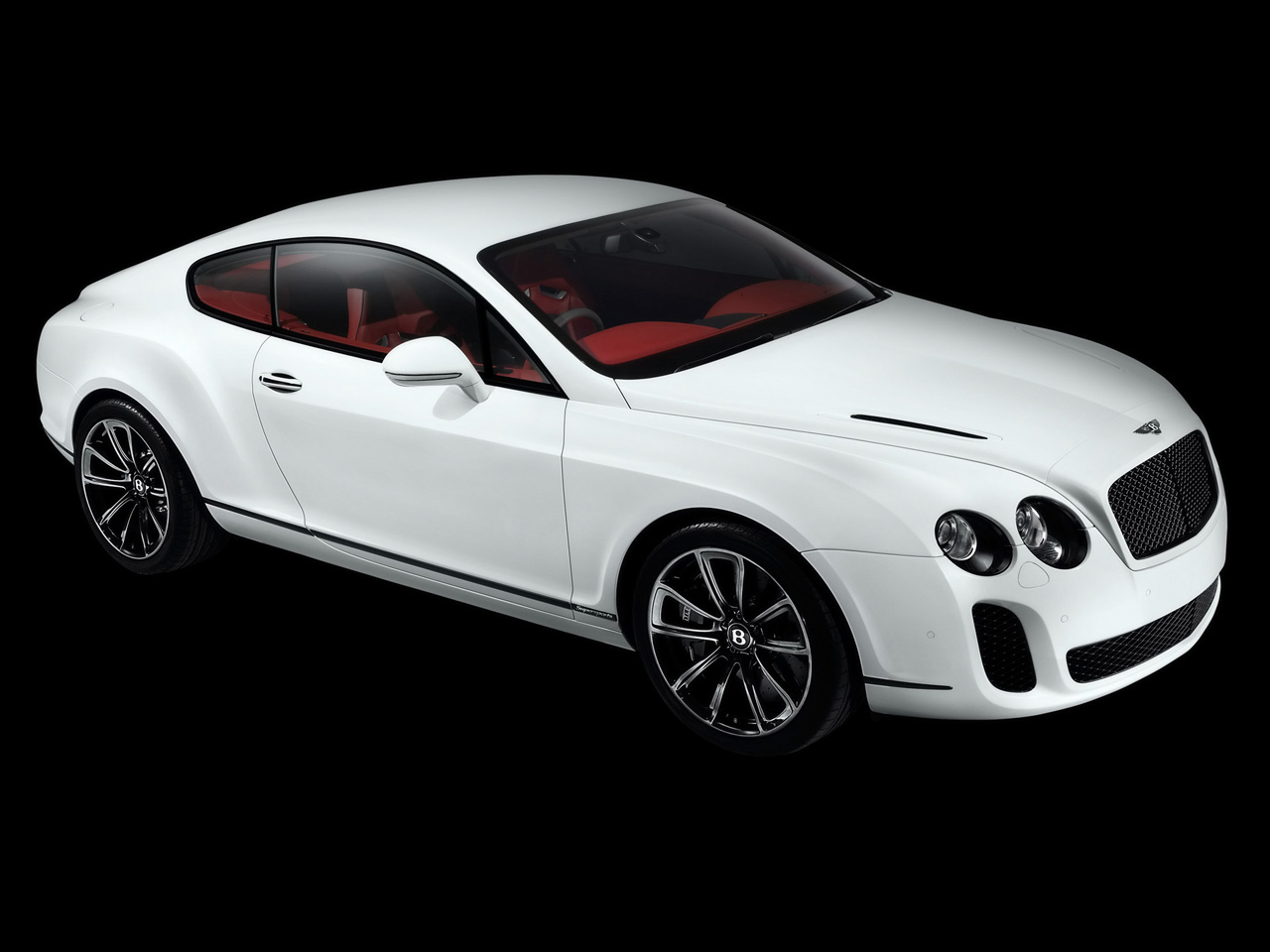 Bentley Supersports: 02 фото