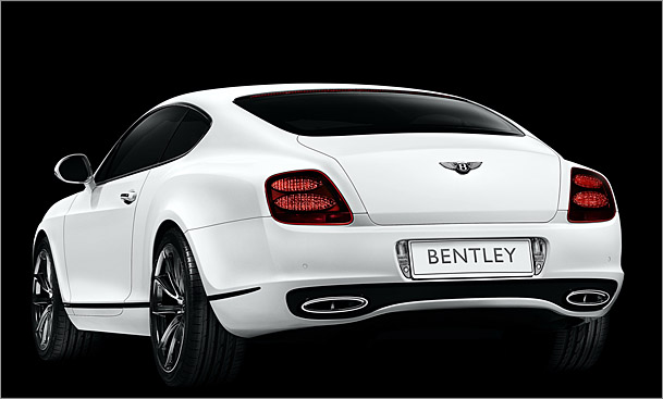 Bentley Supersports: 03 фото