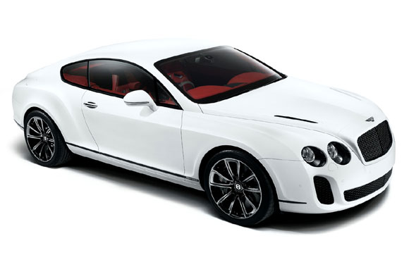 Bentley Supersports: 04 фото