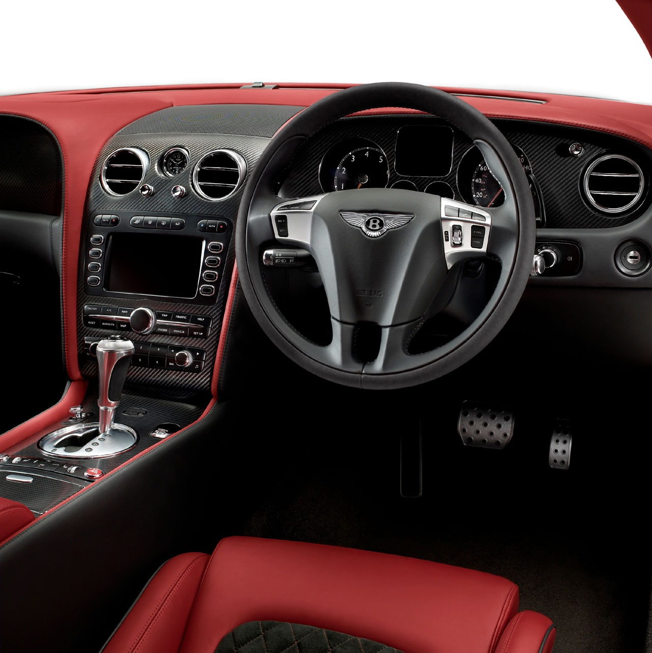 Bentley Supersports: 06 фото