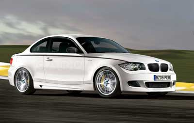 BMW 1-series Coupe: 03 фото