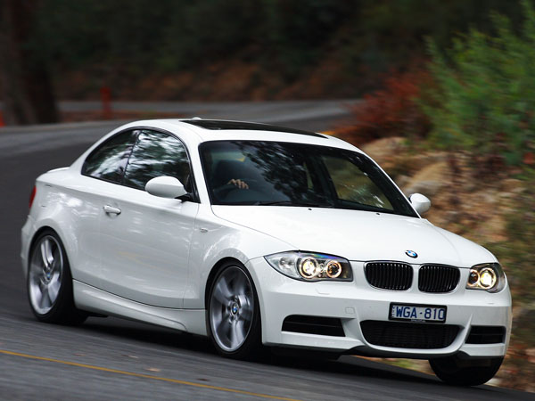 BMW 1-series Coupe: 04 фото