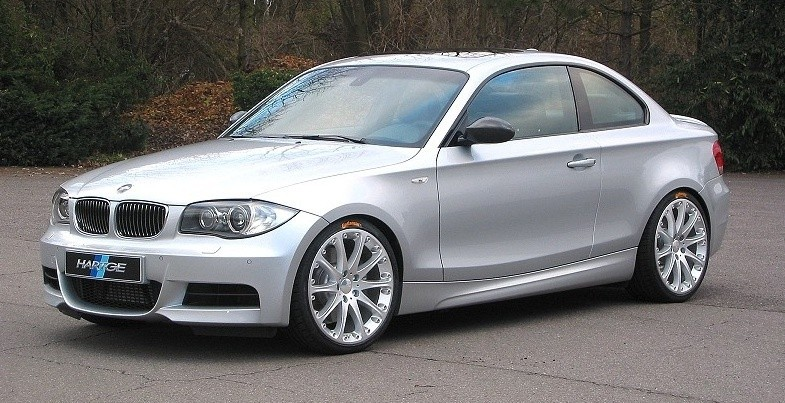 BMW 1-series Coupe: 05 фото