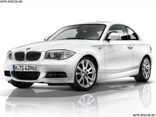BMW 1-series Coupe: 07 фото