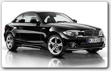 BMW 1-series Coupe: 09 фото