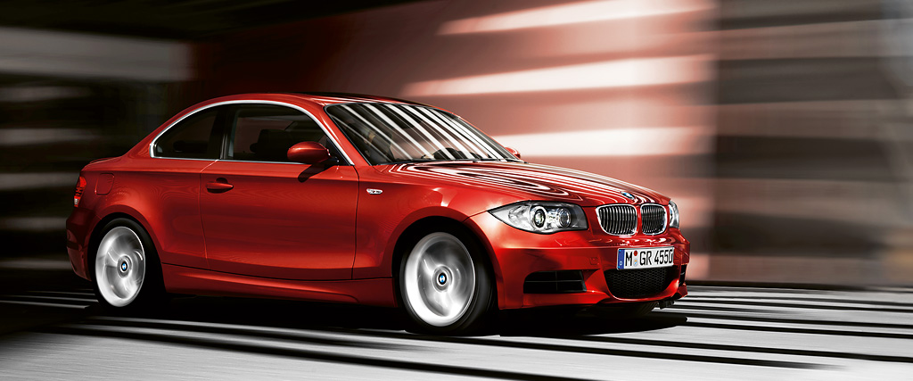 BMW 1-series Coupe: 10 фото