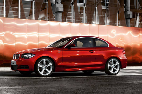 BMW 1-series Coupe: 11 фото
