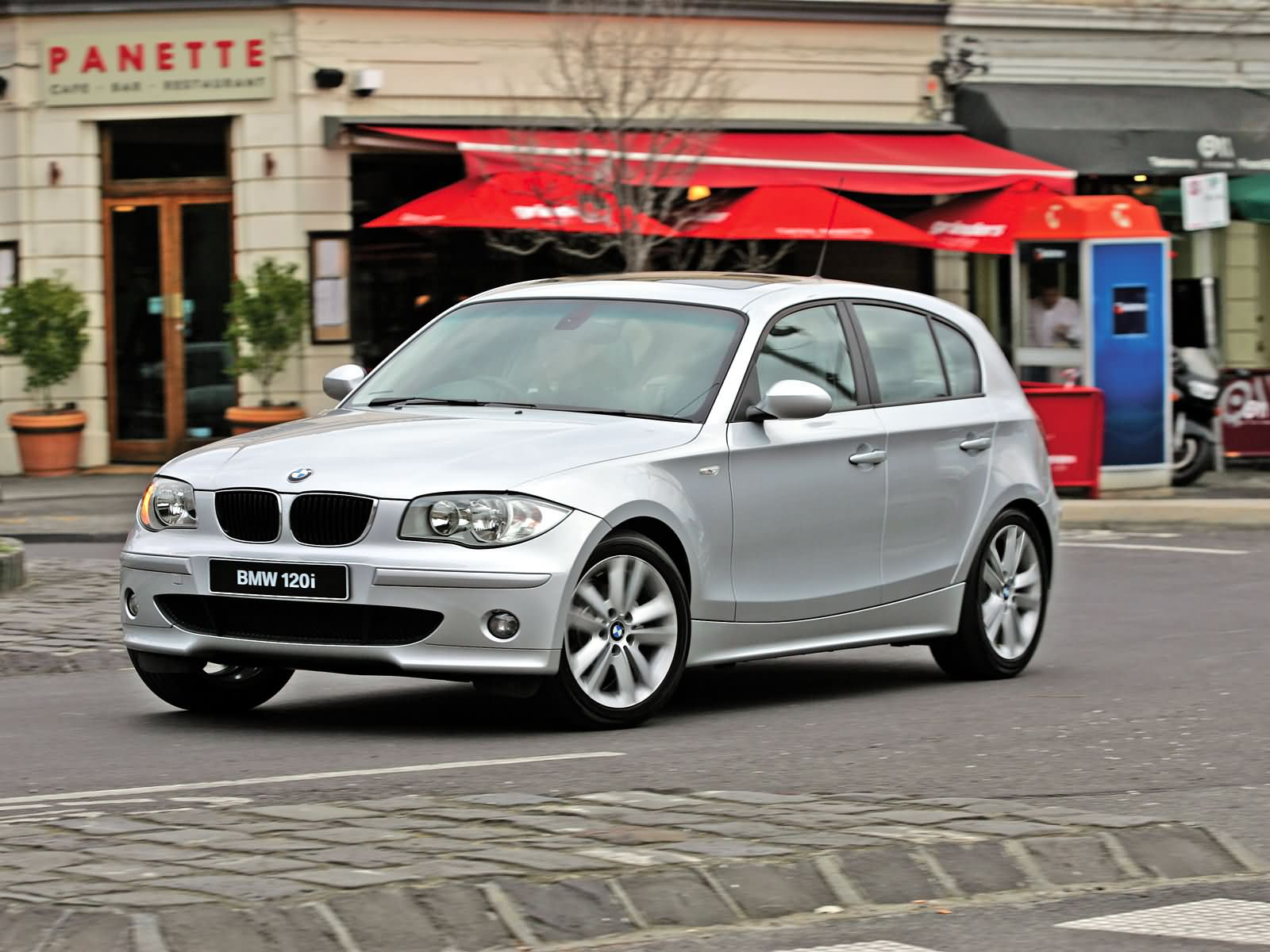 bmw 1 series e87 08. Black Bedroom Furniture Sets. Home Design Ideas