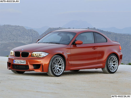 BMW 1-series M Coupe: 01 фото