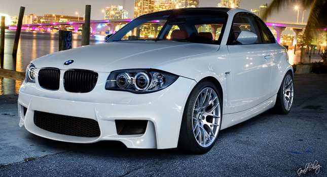 BMW 1-series M Coupe: 02 фото