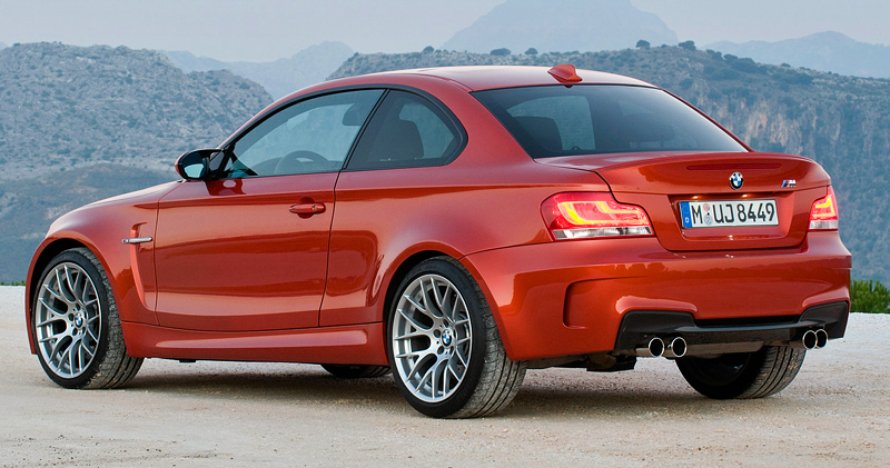 BMW 1-series M Coupe: 03 фото