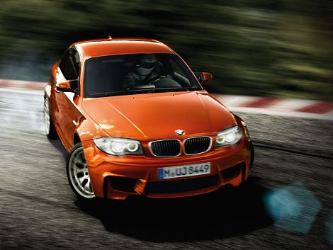 BMW 1-series M Coupe: 04 фото