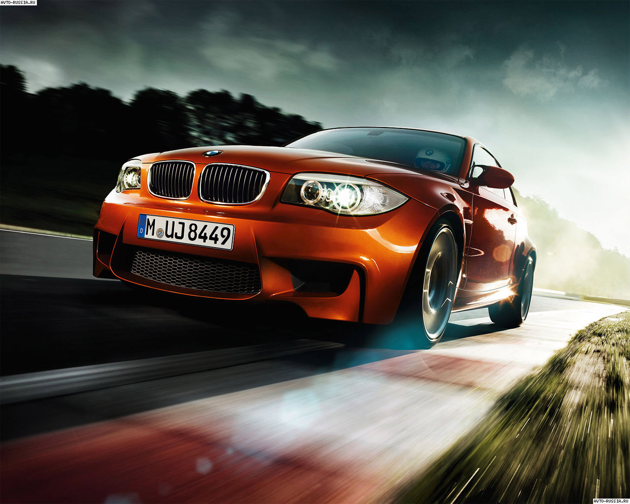BMW 1-series M Coupe: 05 фото
