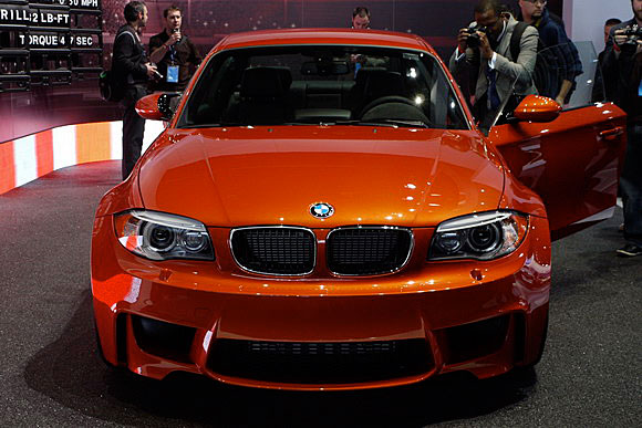 BMW 1-series M Coupe: 07 фото