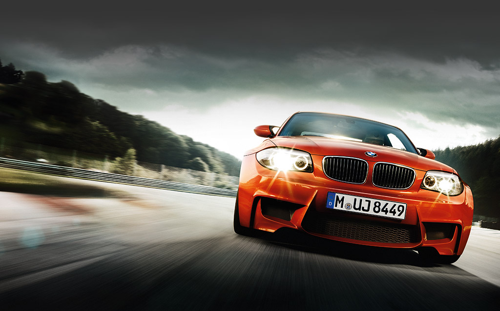 BMW 1-series M Coupe: 08 фото