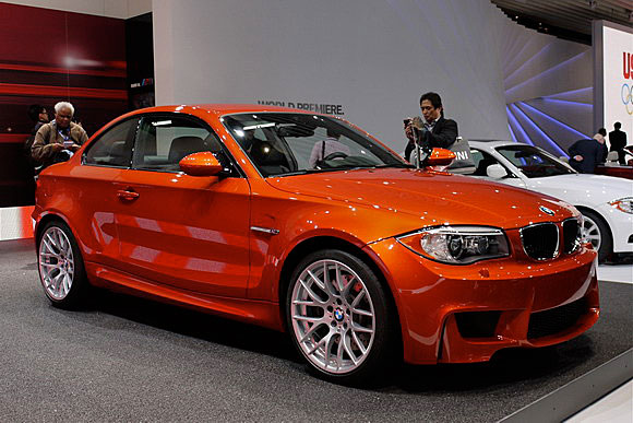 BMW 1-series M Coupe: 09 фото