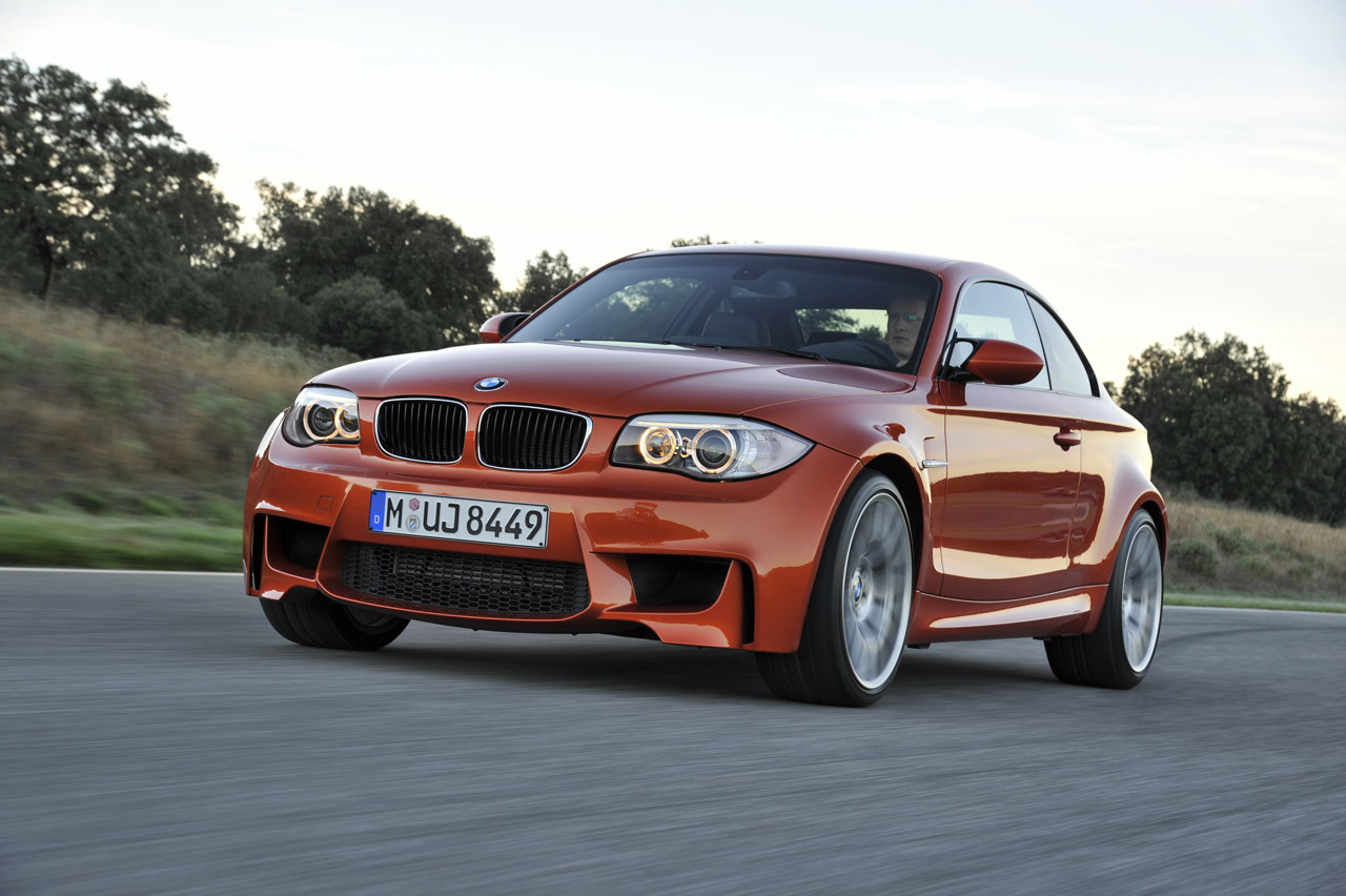 BMW 1-series M Coupe: 10 фото