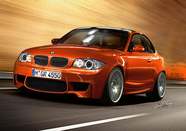 BMW 1-series M Coupe: 11 фото