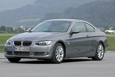 BMW 3-series Coupe: 01 фото