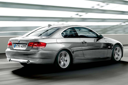 BMW 3-series Coupe: 02 фото