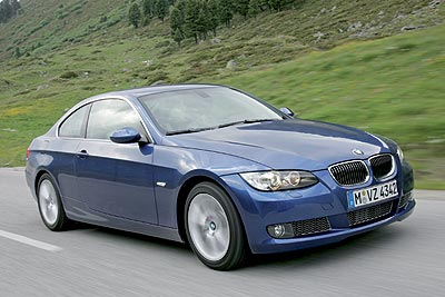 BMW 3-series Coupe: 04 фото