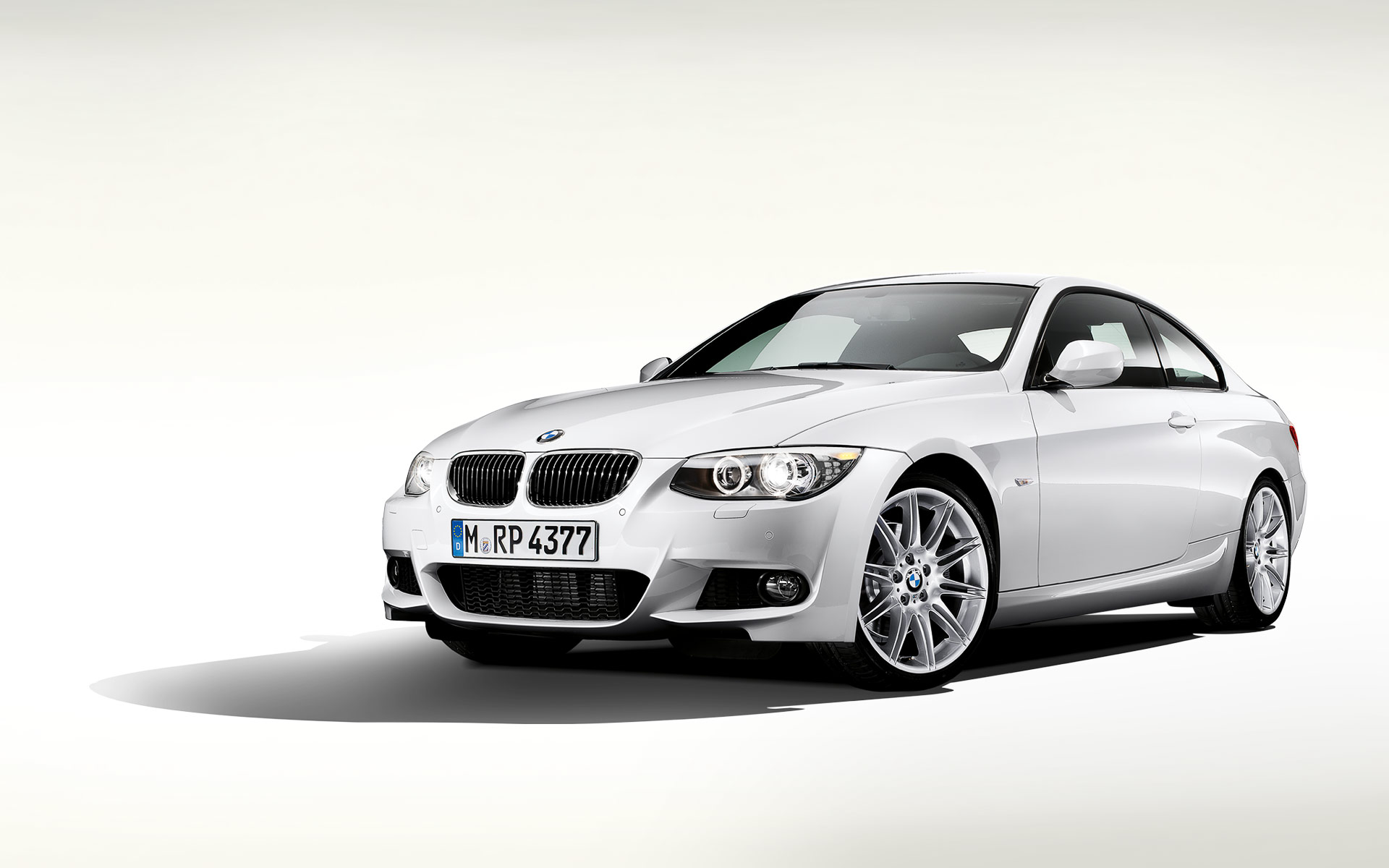 BMW 3-series Coupe: 05 фото
