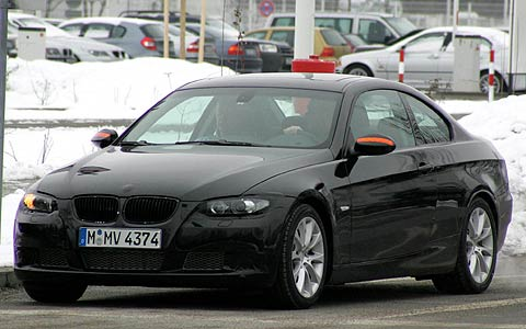 BMW 3-series Coupe: 06 фото