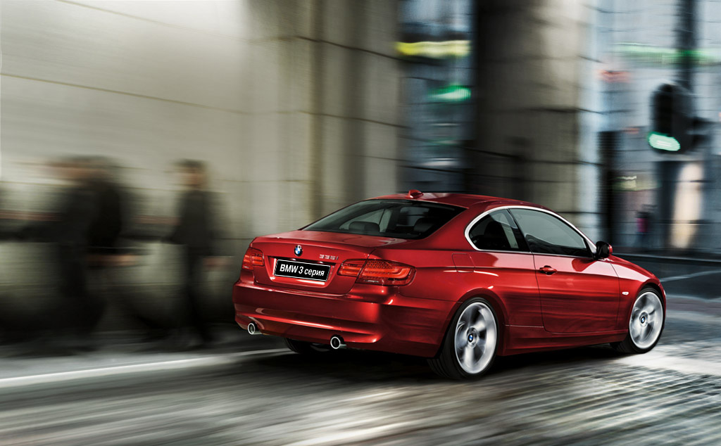 BMW 3-series Coupe: 07 фото