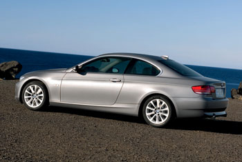 BMW 3-series Coupe: 08 фото