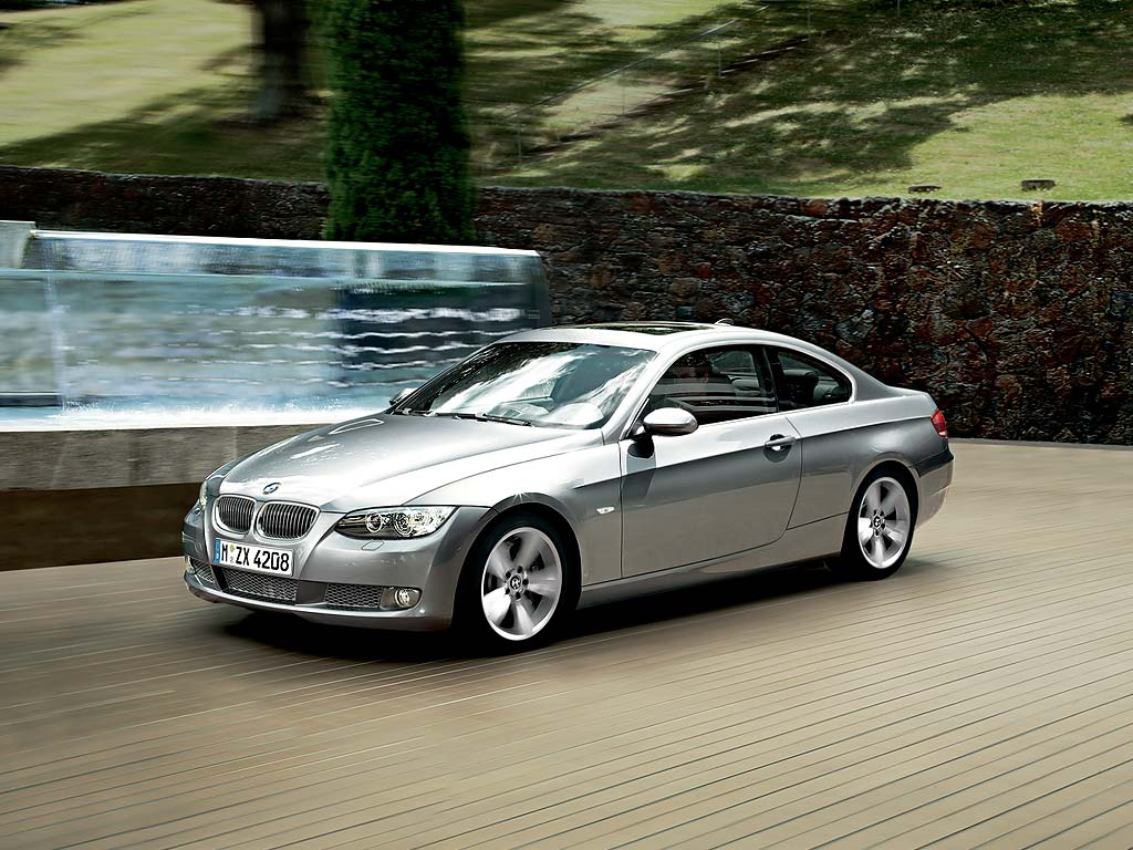 BMW 3-series Coupe: 09 фото