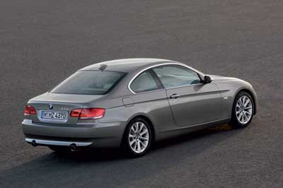 BMW 3-series Coupe: 10 фото