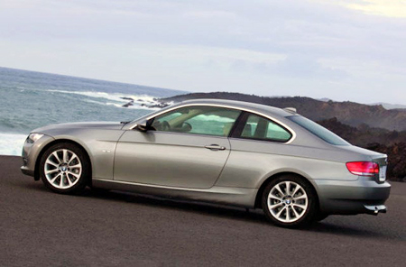 BMW 3-series Coupe: 11 фото