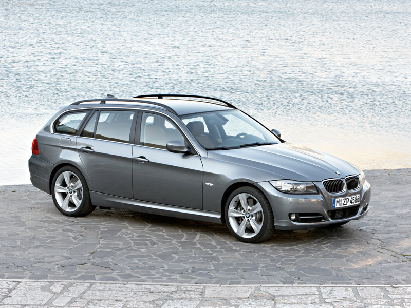 BMW 3-series Touring: 02 фото