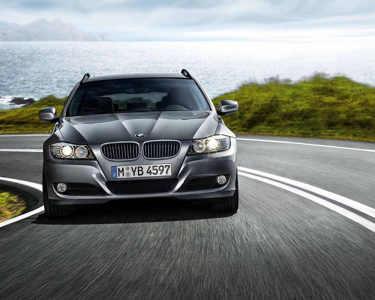 BMW 3-series Touring: 04 фото