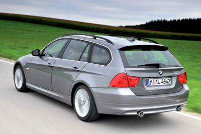 BMW 3-series Touring: 06 фото