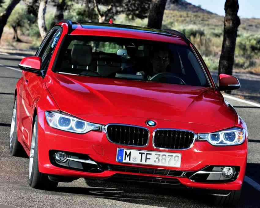 BMW 3-series Touring: 07 фото